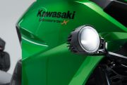 EVO high beam kit Black. Kawasaki Versys-X300 ABS (16-). NSW.08.875.61000/B